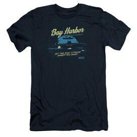 Dexter Moonlight Fishing Short Sleeve Adult T-Shirt