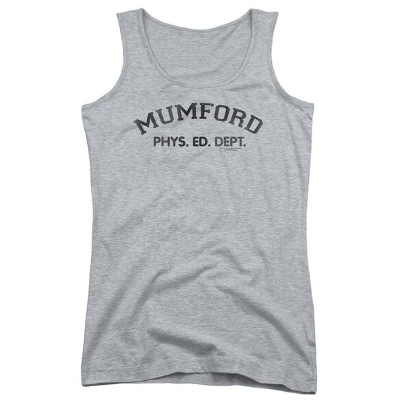 Beverly Hills Cop Mumford Juniors Tank Top Athletic