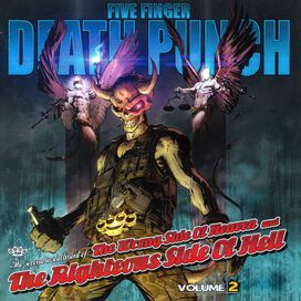 Five Finger Death Punch - Wrong Side of Heaven and the Righteous Side of Hell, Vol. 2