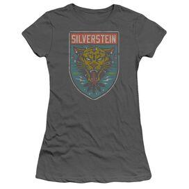 Silverstein Tiger Short Sleeve Junior Sheer T-Shirt