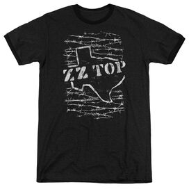 Zz Top Barbed Adult Ringer