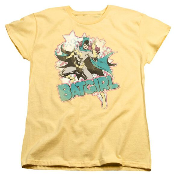 Dc Im Batgirl Short Sleeve Womens Tee T-Shirt