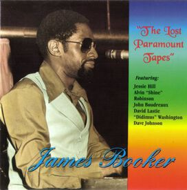 James Booker - Lost Paramount