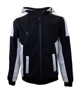 Sherpa Bomber Jacket [Black]