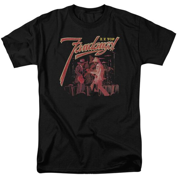 Zz Top Fandango Short Sleeve Adult T-Shirt