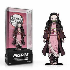 Demon Slayer Nezuko Kamado FiGPiN