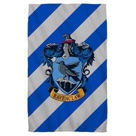 Harry Potter Ravenclaw Crest Towel White