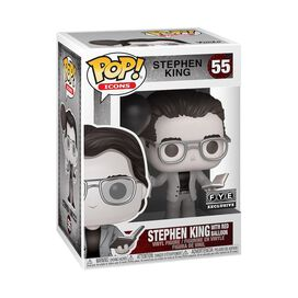 Funko Pop!: Stephen King With Balloon [Black & White]