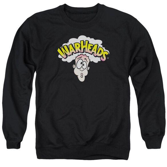 Warheads Logo Adult Crewneck Sweatshirt