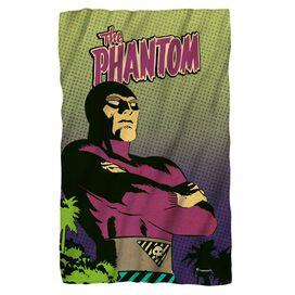Phantom Island Fleece Blanket
