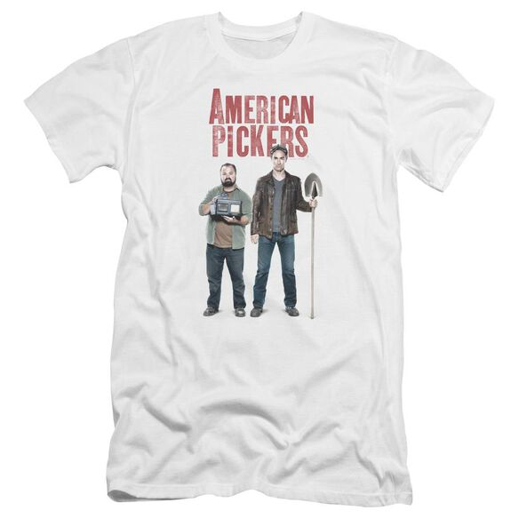 American Pickers American Profit Hbo Short Sleeve Adult T-Shirt