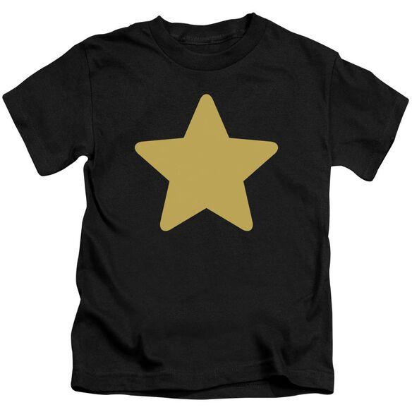Steven Universe Greg Star Short Sleeve Juvenile T-Shirt