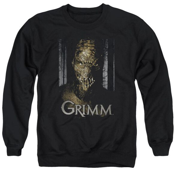 Grimm Chompers Adult Crewneck Sweatshirt
