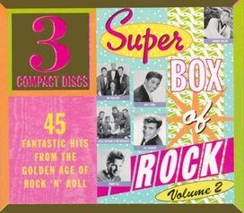 Various Artists - Super Box of Rock, Vol. 2 [Box Set]