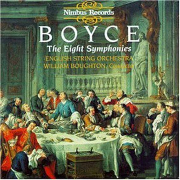 W. Boyce - Eight Symphonies