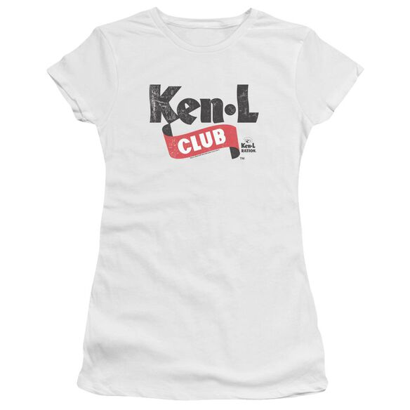 Ken L Ration Ken L Club Premium Bella Junior Sheer Jersey