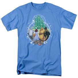 Wizard Of Oz Emerald City Short Sleeve Adult Carolina T-Shirt