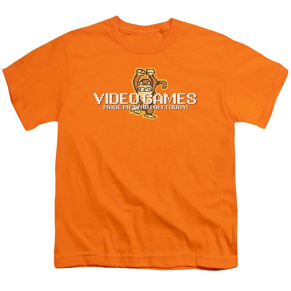 Video Games Short Sleeve Youth T-Shirt