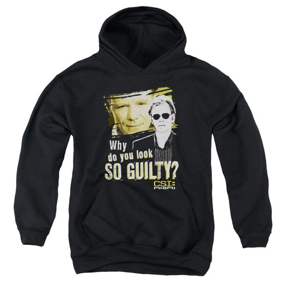 Csi Miami So Guilty Youth Pull Over Hoodie