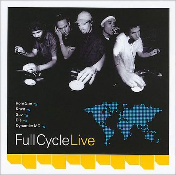 Full Cycle Live / Various (Asia)