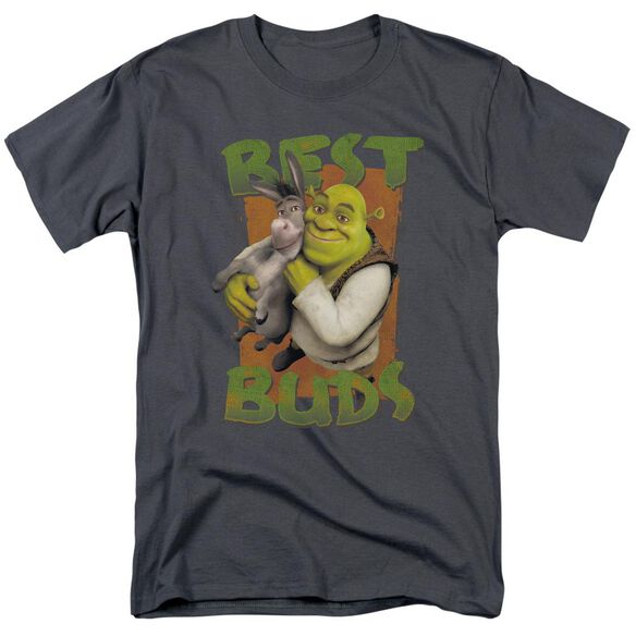 Shrek Buds Short Sleeve Adult T-Shirt