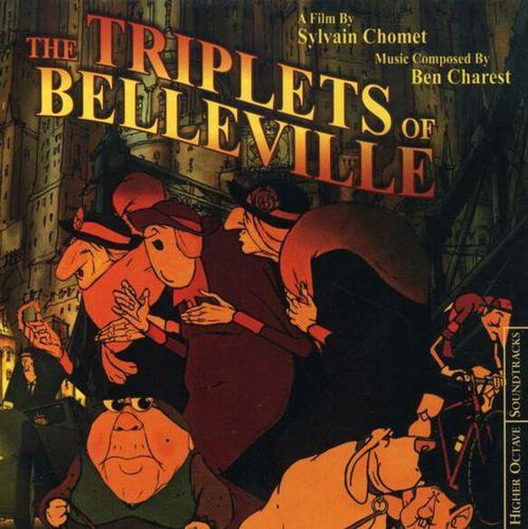 Triplets Of Belleville (Score) / O.S.T.