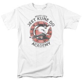 Bruce Lee Jeet Kune Short Sleeve Adult T-Shirt