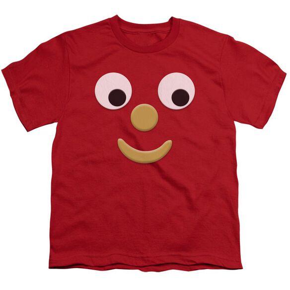 Gumby Blockhead J Short Sleeve Youth T-Shirt