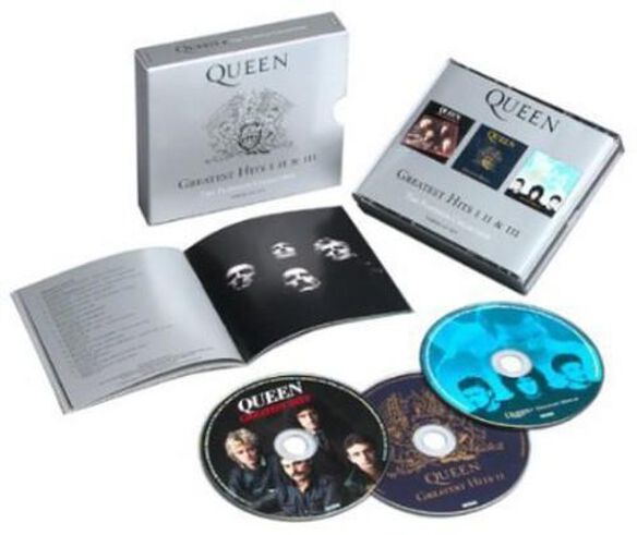 Platinum Collection: Greatest Hits 1 3 (Box)