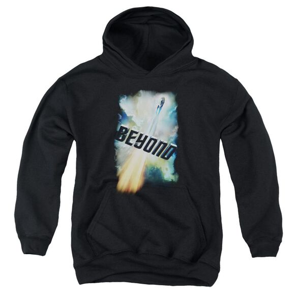 Star Trek Beyond Beyond Poster Youth Pull Over Hoodie