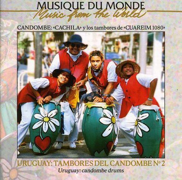 Uruguay: Tambores Del Candombe 2 / Various