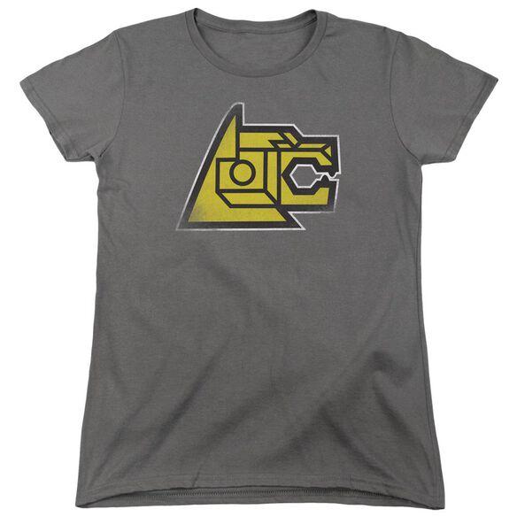 Voltron Lion Symbol Short Sleeve Womens Tee T-Shirt