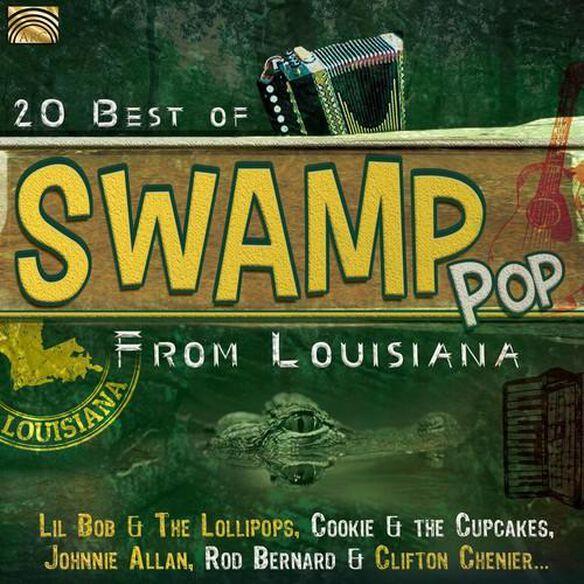 20 Best Of Swamp Pop From Louisiana / Various (Uk)