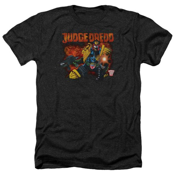 Judge Dredd Through Fire Adult Heather