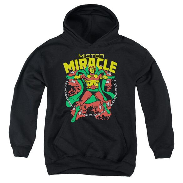 Dc Mr Miracle Youth Pull Over Hoodie