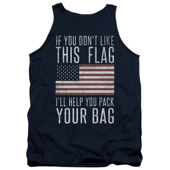 Pack Your Bag Adult Tank