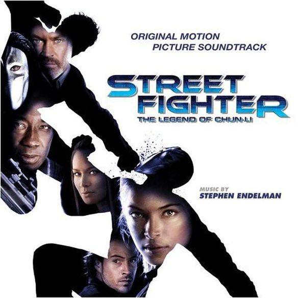 Street Fighter: Legend Of Chun Li (Score) / O.S.T.