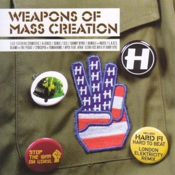Weapons Of Mass Creation 3 / Various