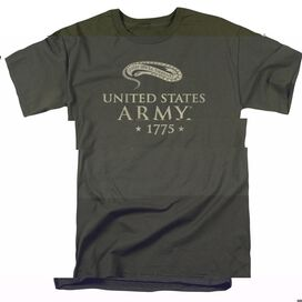 ARMY WELL DEFEND - S/S ADULT 18/1 - T-Shirt