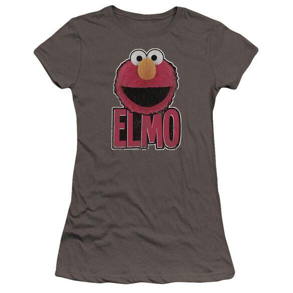 Sesame Street Elmo Smile Premium Bella Junior Sheer Jersey
