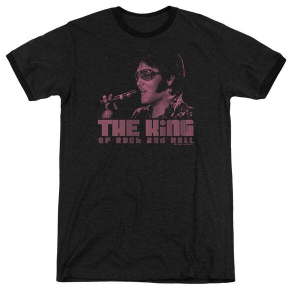 Elvis Presley The King Adult Heather Ringer