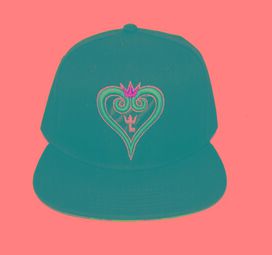 Kingdom Hearts 3D Logo Hat