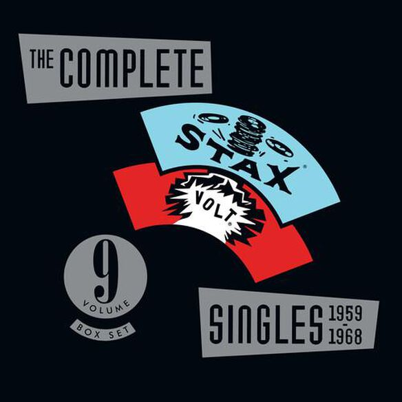Complete Stax / Volt Singles (1959 1968) / Various