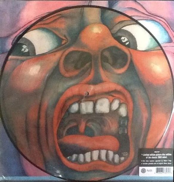 In The Court Of The Crimson King (Picture Disc)