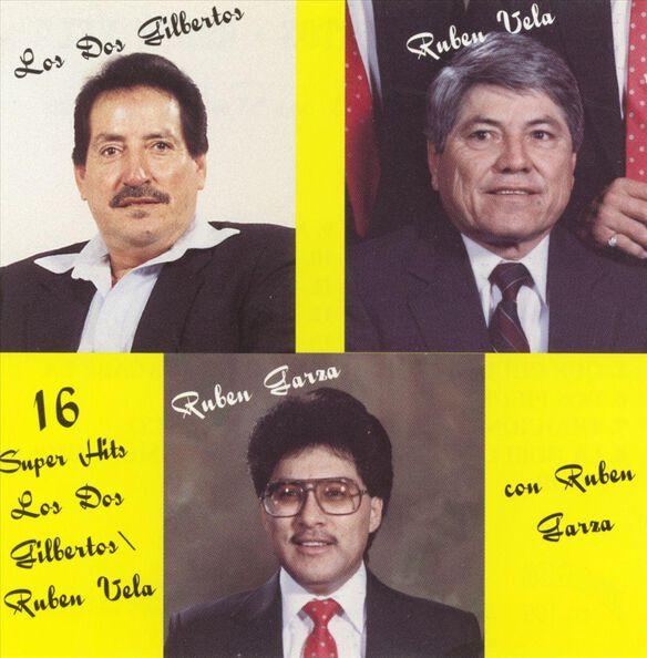 20 Exitos Con Ruben Garza