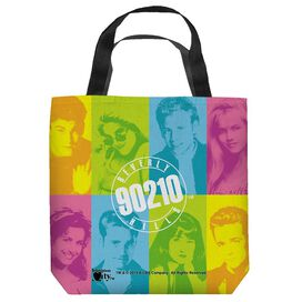 Beverly Hills 90210 Color Blocks Tote