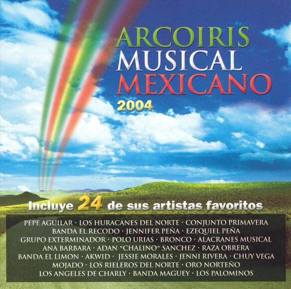 Arcoiris Musical Mexicano