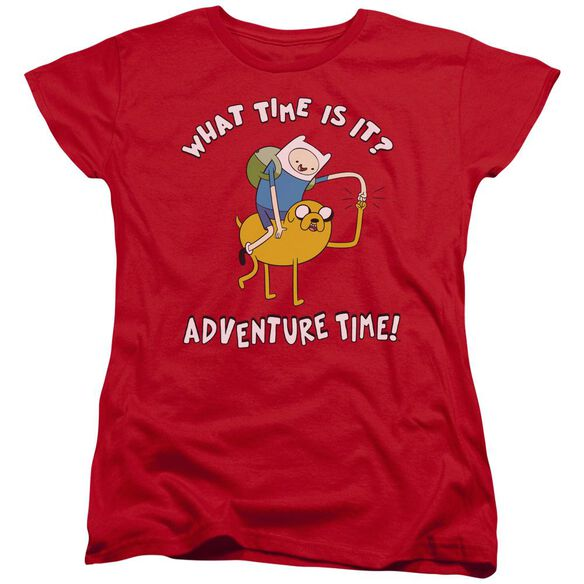 Adventure Time Ride Bump Short Sleeve Womens Tee T-Shirt
