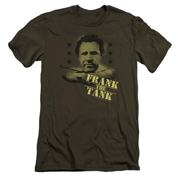 Old School Frank The Tank Premuim Canvas Adult Slim Fit Military