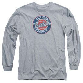 Buick Authorized Service Long Sleeve Adult Athletic T-Shirt